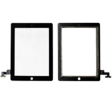 Replacement Black Mobile Touch Screen pour iPad 2 3 4