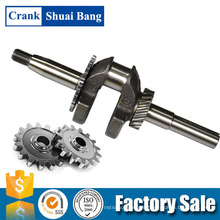 Shuaibang Custom Made In China Factory Made Gasoline Water Pump Wp30 Crankshaft