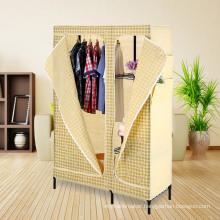 China Suppliers DIY Metal Cheap Closet Furniture Used Metal Wardrobe