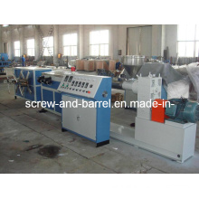 Plastic Nylon Pipe Extruding Machine