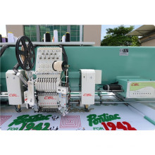 New condition flat,chenille,sequin and cording embroidery machine