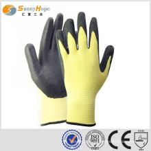 SUNNYHOPE арамидные волокна огнестойкие стойкие перчатки защитные перчатки безопасности рабочие перчатки