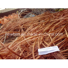 Millberry Copper Wire Scrap 99.9 with Good Quality