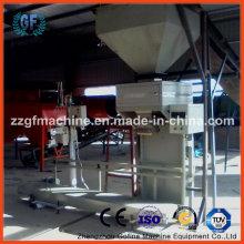 Máquina de embalagem automática de fertilizante em pó