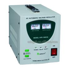 AVR-1k monophasé entièrement automatique Régulateur de tension CA
