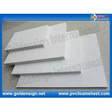 White PVC Foam Board /PVC Free Board/1220*2440*12mm