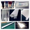 4FT Vapor Tight Waterproof Tri-Proof LED Lighting Fixtures