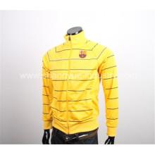 equipos de fútbol de diseño nuevo de mejor calidad chaquetas para hombre de deportes