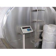 auto bulk milk cooling tank