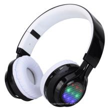 Auricular Bluetooth con luz LED para todo tipo de teléfono celular (BT-AB005)