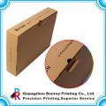 Складной крафт-бумаги низкой стоимости изготовленный на заказ коробки с логотипом печати
