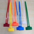 Soporte de abrazadera de cable con velcro de nailon PA66