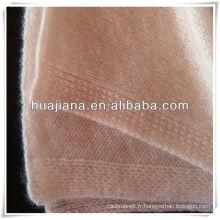 Châle tricoté en cachemire pour femme, doux et chaud