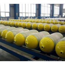 55liter Vehicle CNG Gas Cylinder