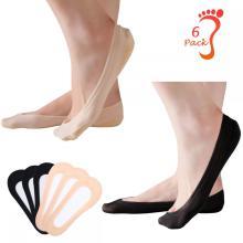 Damen Unsichtbare Socken Damen Ballerinas Socken