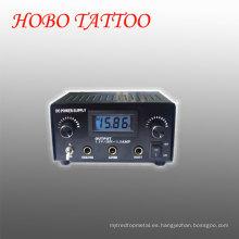 Venta al por mayor LCD tatuaje ametralladora fuente de alimentación
