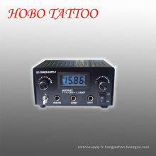 En gros LCD Tattoo Machine Gun Alimentation