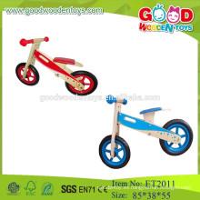 Baratos de China por mayor bicicleta de madera para niños de 3-5 años de edad