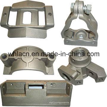 Acier inoxydable Precision Investment Casting Usinage Auto Parts (cire de cire perdue)