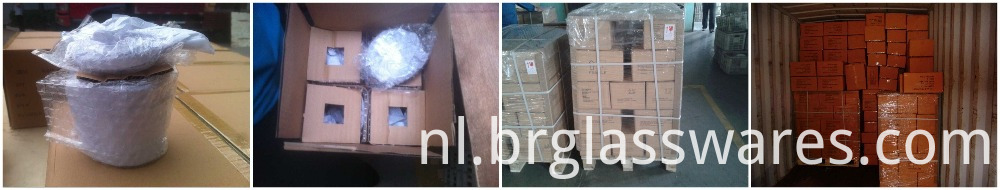 packing of Decorative Crystal Christmas Hat Wholesale