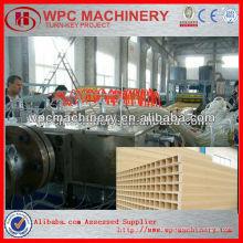 Wpc дверная панель производственная линия / деревянная пластиковая дверная панель машина