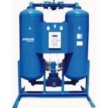 Sécheur à compresseur d'air à adsorption régénératrice sans chaleur de l'industrie à basse pression (KRD-12WXF)