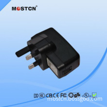 Wall mount type power adapter