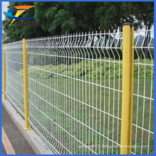 China Factory Easy Install Metal Wire Railway Fence
