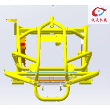 Bon prix! Pièces de structure d'outils électriques avec haute qualité