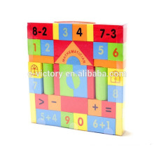 39pcs Intellect Devloping EVA Building Block toys Blocks