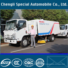 700p Isuzu 6000liters rua caminhão de limpeza