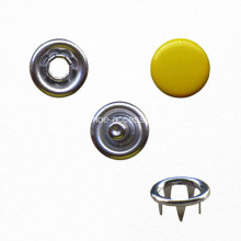 Various Colors Capped Snap Button for Garment