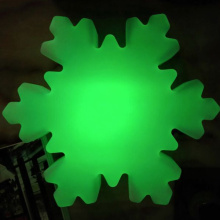 Color Changing Falling Snow LED Christmas Lights (D023)