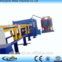 6m/8m/10m/12m Discontinuous PU(Polyurethane) Sandwich Panel Machine/Production Line
