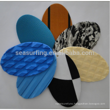 2015 EVA 3M diamond groove traction pad/eva foam surf traction pad