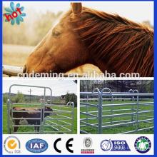 Pvc beschichteten Zaun für Pferd oder Ziege Boer / beweglichen Pferdeschutz