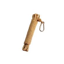 Cuerda de escalada de la cuerda de escalada de la cuerda de salvamento de 10.5mm Color al aire libre de la cuerda de escape práctico nuevo
