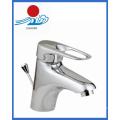 Robinet d'eau de mélangeur de lavabo simple (ZR22002)