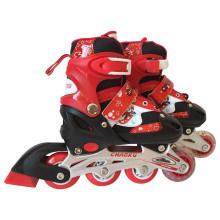 2015 New Design Carton Red Inline Skate
