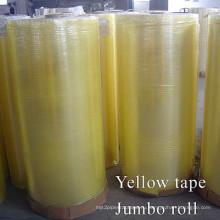 Желтоватый Jumbo roll(J-7)