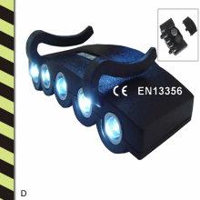 Lampe frontale LED pour casquettes de baseball