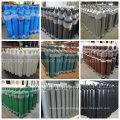 150bar 200bar Aço sem emenda Oxigênio Nitrogênio Hidrogênio Argônio Cilindro de gás CO2 Cilindro CNG Cilindro