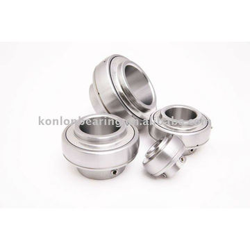 Stainless steel bearing / pillow block bearing SB series