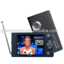 MP4 Player with TV Tuner