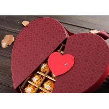 Fabrication professionnelle de boîte à chocolat personnalisée de haute qualité