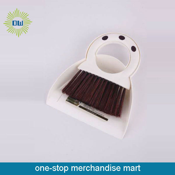Handy broom and dustpan set