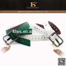 Hecho en China oem moda cinturones 2015