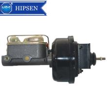 Cilindro mestre de freio automotivo e conjunto de impulsionador de vácuo de freio