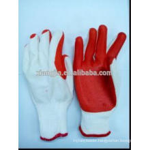 High Quality Palm Rubber Laminated Gloves