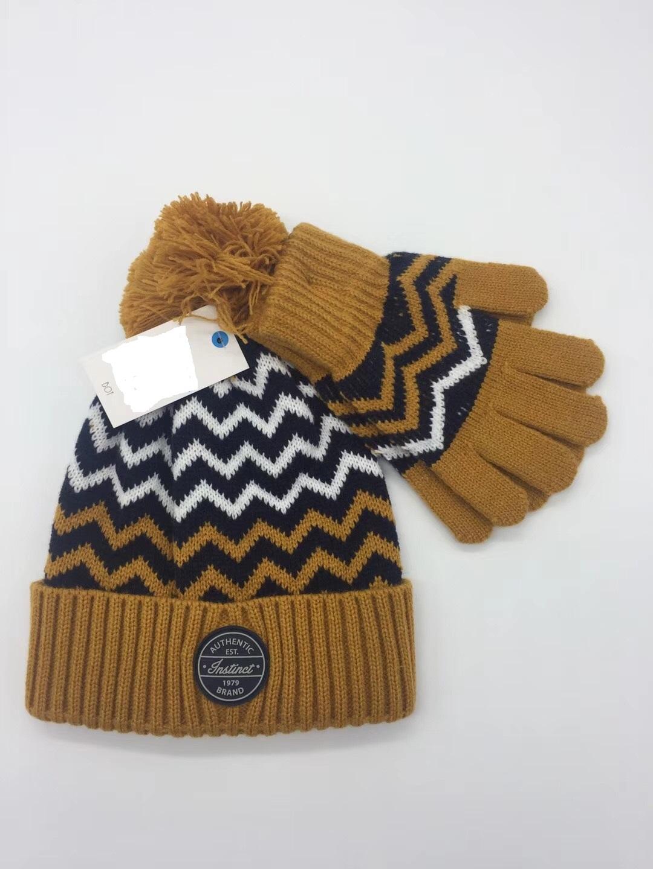 Jacquard Knitting Beanie